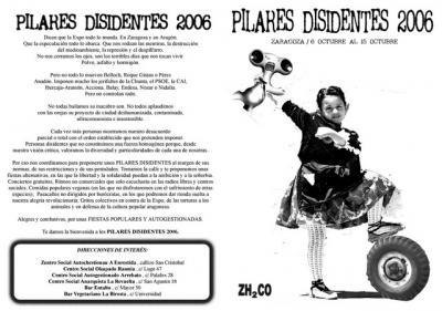 PILARS DISIDENS 2006