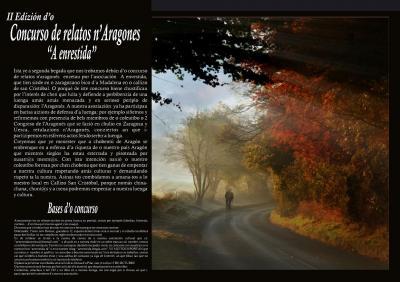 II Concurso de relatos en Aragonés. A Enrestida.
