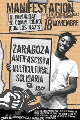 MANIFESTAZIÓN ANTIFASCISTA