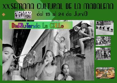 XX Semana Cultural Madalena