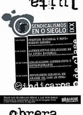 """""""SENDICALISMOS EN O SIEGLO XXI"""""""